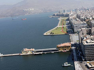 İzmir Pasaport İskelesi açılıyor, Göztepe İskelesi kapanıyor