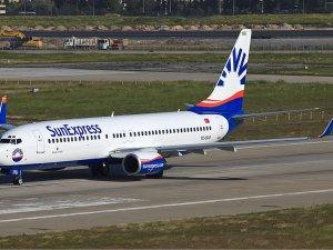 Sunexpress yeni uçağını teslim aldı