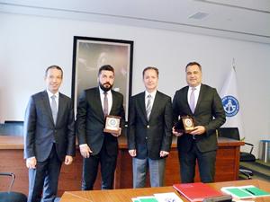 """ALB Forex ve Piri Reis Üniversitesi arasında """"Üniversite Forex"""" Protokolü imzalandı"""