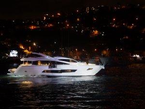 """""""Boat Show Tekne Defilesi""""nde yeni tekneler görücüye çıktı"""