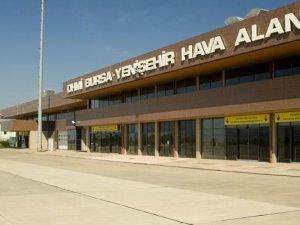 Yenişehir Havalimanı kendi rekorunu kırdı