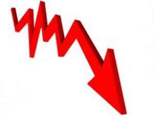 Turistlerin harcamalarında büyük düşüş