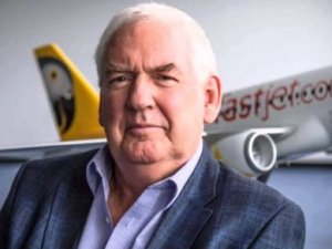Fastjet A319 model uçak aldı