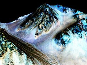 Mars'taki suyun neden donmadığı anlaşıldı
