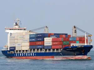 Sinotrans Shipping Limited, dört konteyner gemisi siparişi verdi