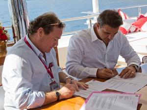Dünya Yachts, Yachting Partners International ile anlaşma imzaladı