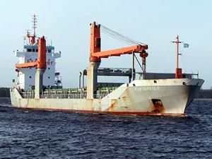 Belçika'da yük gemisi ile tanker çatıştı, yük gemisi battı