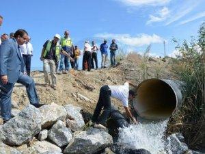 KKTC'ye su götürme projesi Rumları rahatsız etti