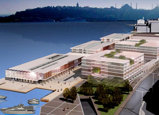 Galataport projesine ÇED onayı geldi
