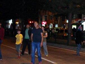 Antalya'da gece yarısı 5.2'lik deprem