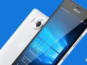 Microsoft Lumia 950 de tanıtıldı