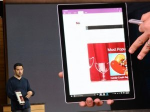 Microsoft Surface Pro 4'ü tanıttı