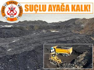 Tarihi Akpınar Tahlisiye İstasyonu'ndan kömür çıkarma işlemleri durduruldu