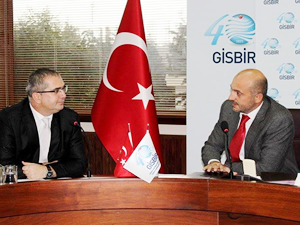 Türk Loydu Yönetim Kurulu'ndan GİSBİR'e ziyaret