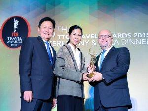 """Qatar Airways, """"Ortadoğu'nun En İyi Havayolu Şirketi Ödülü""""nü aldı"""