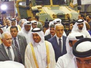 BMC, Katar'a damga vurdu