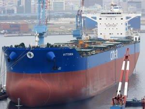 M/V MEHMED FATIH ve M/V VITTORIA, Ciner Denizcilik'e teslim edildi
