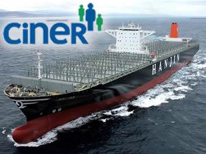 Ciner Denizcilik, M/V HANJIN CZECH isimli konteyner gemisini teslim alıyor