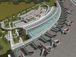 3. havalimanı için kredi anlaşması imzalanıyor