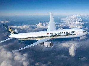 Uzun menzil A350'nin ilk müşterisi Singapur oldu