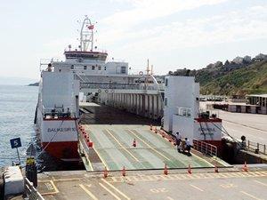 Ambarlı'da İDO'nun kuracağı Ro Ro Limanı planı askıya çıktı