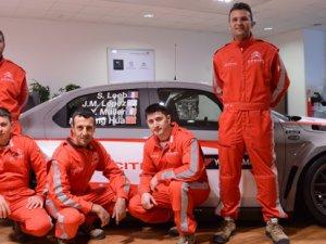 Citroën Türkiye teknik ekibi dünya şampiyonu