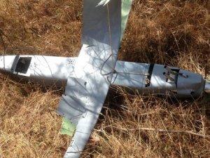 İşte TSK'nın düşürdüğü hava aracı