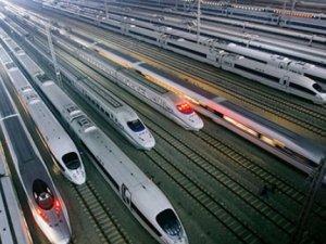 Endonezya'nın ilk hızlı trenini Çin yapıyor