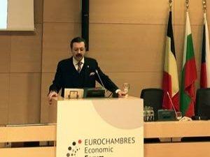 Avrupa iş dünyasından TOBB'a tarihi görev