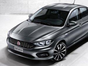 Fiat Egea İzmir'de tanıtıldı