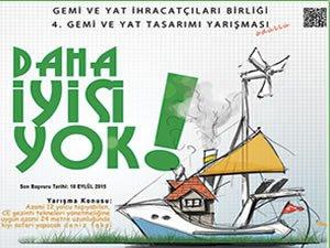 GYİB, '4. Ulusal Gemi ve Yat Tasarım Yarışması' ödülleri sahibini buluyor