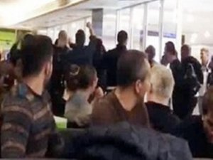 Beşiktaşlıları taşıyan THY uçağı geri döndü!