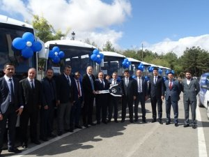 Giray Turizm, 100 Temsa Prestij aldı