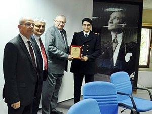 YA SA Denizcilik, Turgut Kıran Denizcilik Yüksekokulu Kariyer Günleri'ne konuk oldu