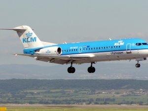 Amsterdam-İstanbul uçağı Schiphol'e geri döndü