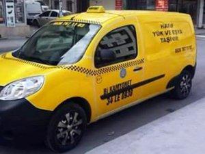 Korsan taksicilik, kamyonet tipi araçlara terfi etti
