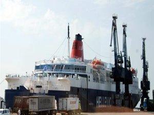 'Kırım ile Türkiye arasında bir Ro-Ro hattı daha açılacak'