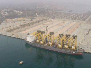 Asyaport, Hyster ile 2.5 milyon TEU'ya yürüyecek