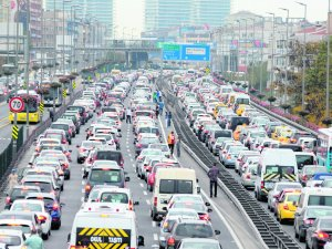 İstanbul'da yarın bu yollar kapalı!