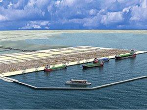 Çandarlı Limanı inşaatında usulsuzlük iddiaları!