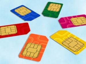 SIM kartlar ortadan kalkacak