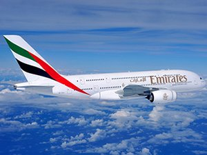 Emirates mobil internet sitesi şimdi Türkçe