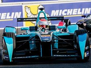 Michelin, Formula E'nin tek tedarikçisi oldu