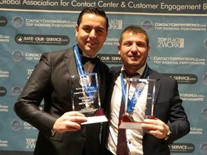 Turkcell Global Bilgi'ye Amerika'dan iki dünya birinciliği