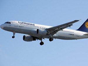 Lufthansa'nın Frankfurt çıkışlı seferleri iptal