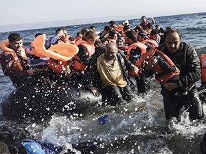 Der Spiegel'den Türk Sahil Güvenliği'ne iğrenç iftira