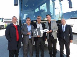 Didim Seyahat'e MAN Lion's Coach EfficientLine 2+1 VIP