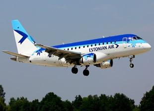 Estonya Havayolları iflas etti, tüm uçuşlar iptal edildi