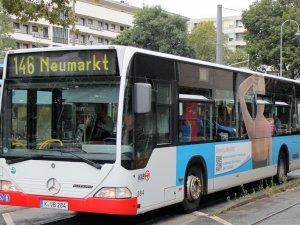 Almanya otobüs şoförü arıyor