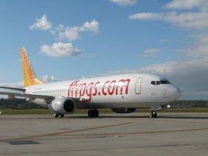 Pegasus'un yeni uçuş noktası Mahaçkale